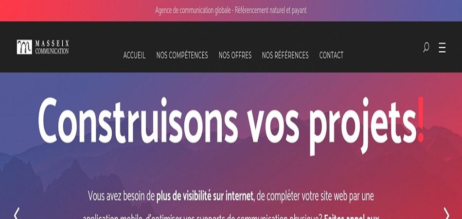Découvrez Masseix Communication, une agence de communication à Montévrain